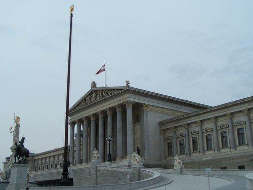 Vienne-parlement autrichien