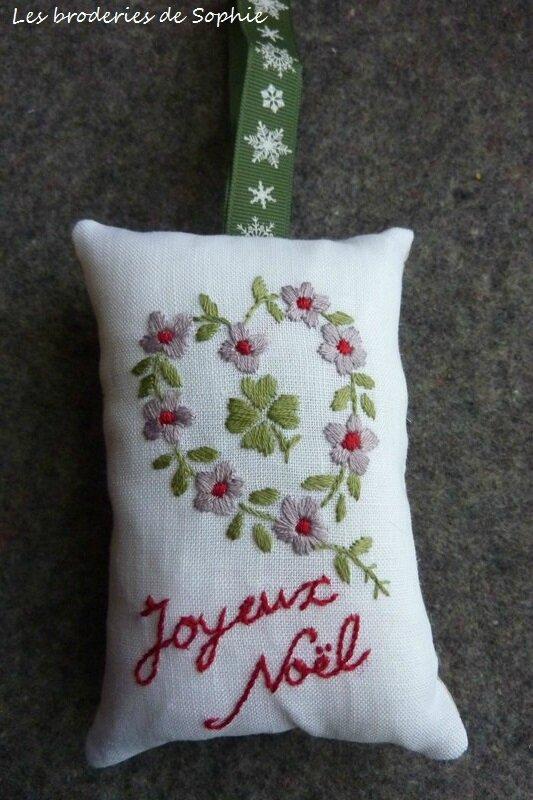 Broderie -Joyeux Noël- (11)