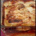 Ma recette de gratin dauphinois prfr