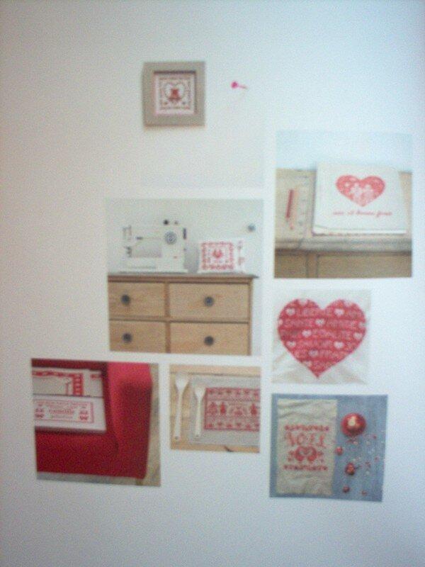 Petits points et toile de lin - Marjorie Massey