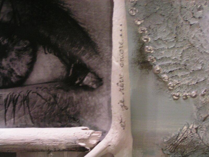 Coup d'oeil sur un rêve- détail