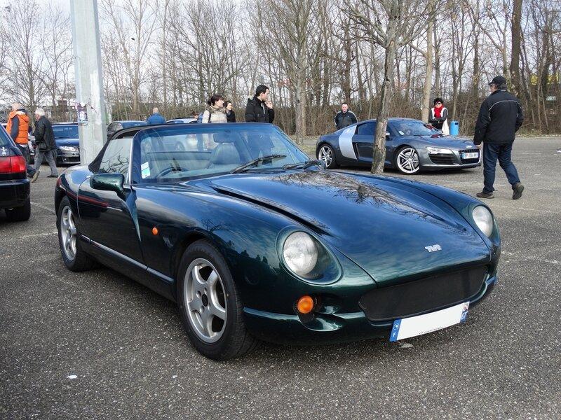 TVR Chimaera cabriolet Geispolsheim - la Vigie (1)