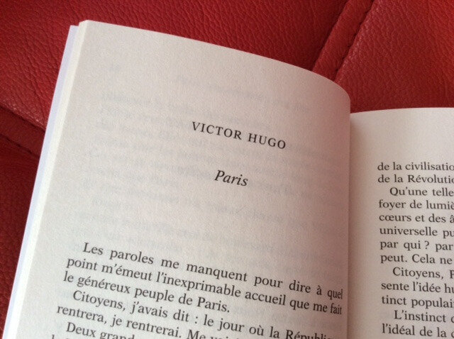 paris hugo