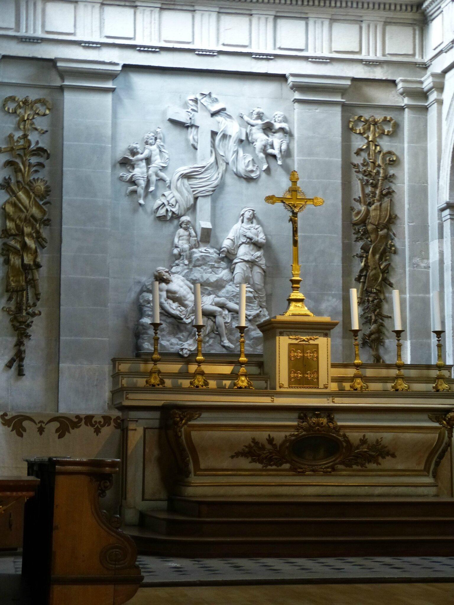 Sainte marguerite bijou baroque entre la bastille et la for O meuble sainte marguerite