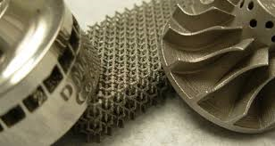 fabrication additive metallique