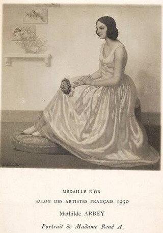 Mathilde-arbey-Prix-1930