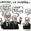 Affaire Cahuzac: la classe politique unanime pour s'indigner... 