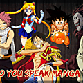 Challenge : do you speak manga? (inscription et suivi)