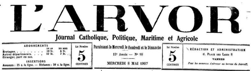 Presse L'arvor 1907_1