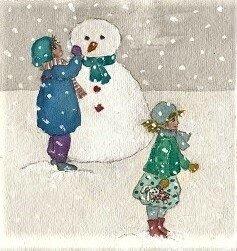 page14 'dans la neige
