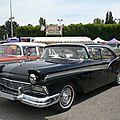 FORD Fairlane 500 Town Sedan 4door 1957 Illzach (1)