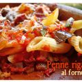 Penne rigate al forno