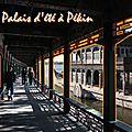 Pékin - Le Palais d'Eté