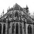 Cathédrale - Nevers - Octobre 2006