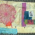 Nouvelles pages de mon livre textile