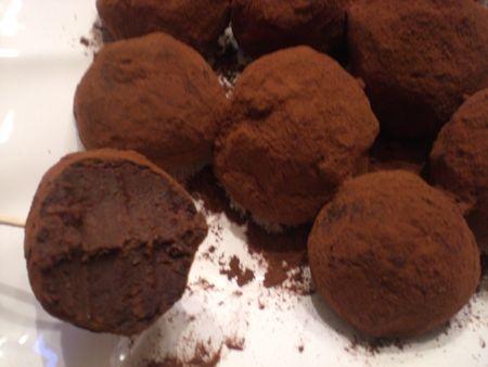 Recette De Truffe Chocolat
