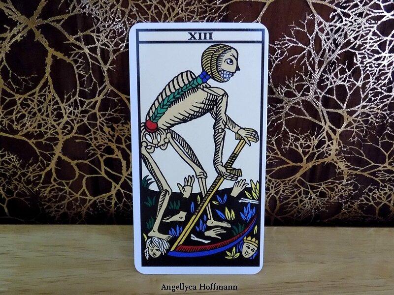 L'arcane de la Mort - Blog Ésotérique Samhain Sabbath