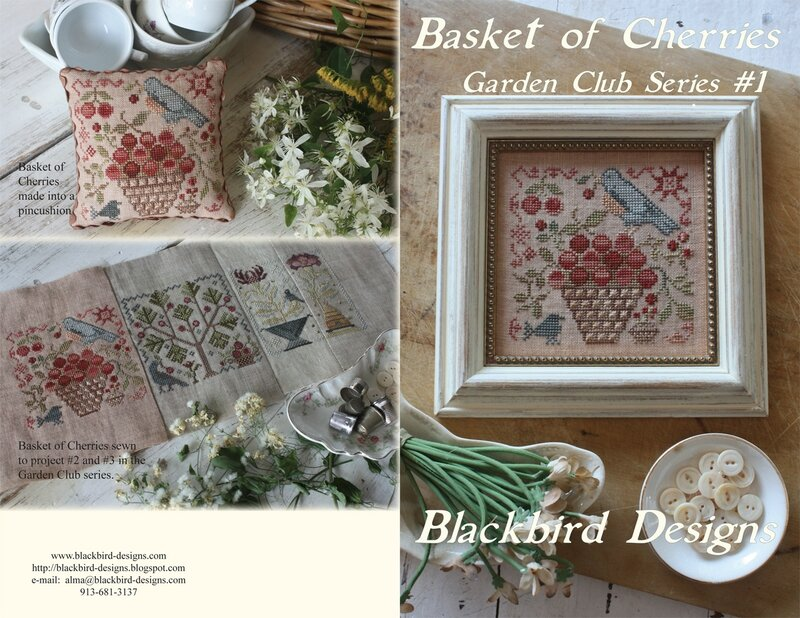 basket of cherries 2