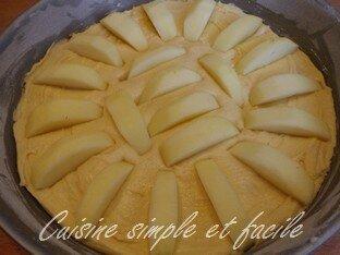 gâteau pommes 06