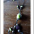 Un nouveau collier