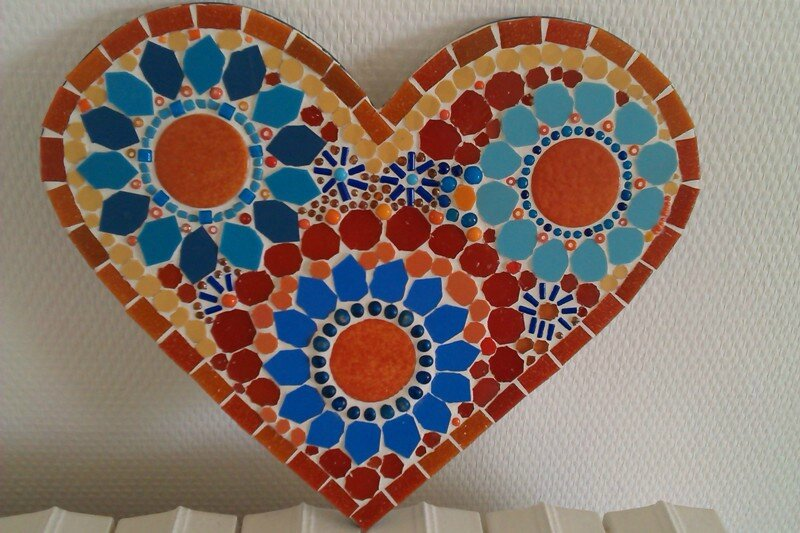Coeur - 25 € - Disponible