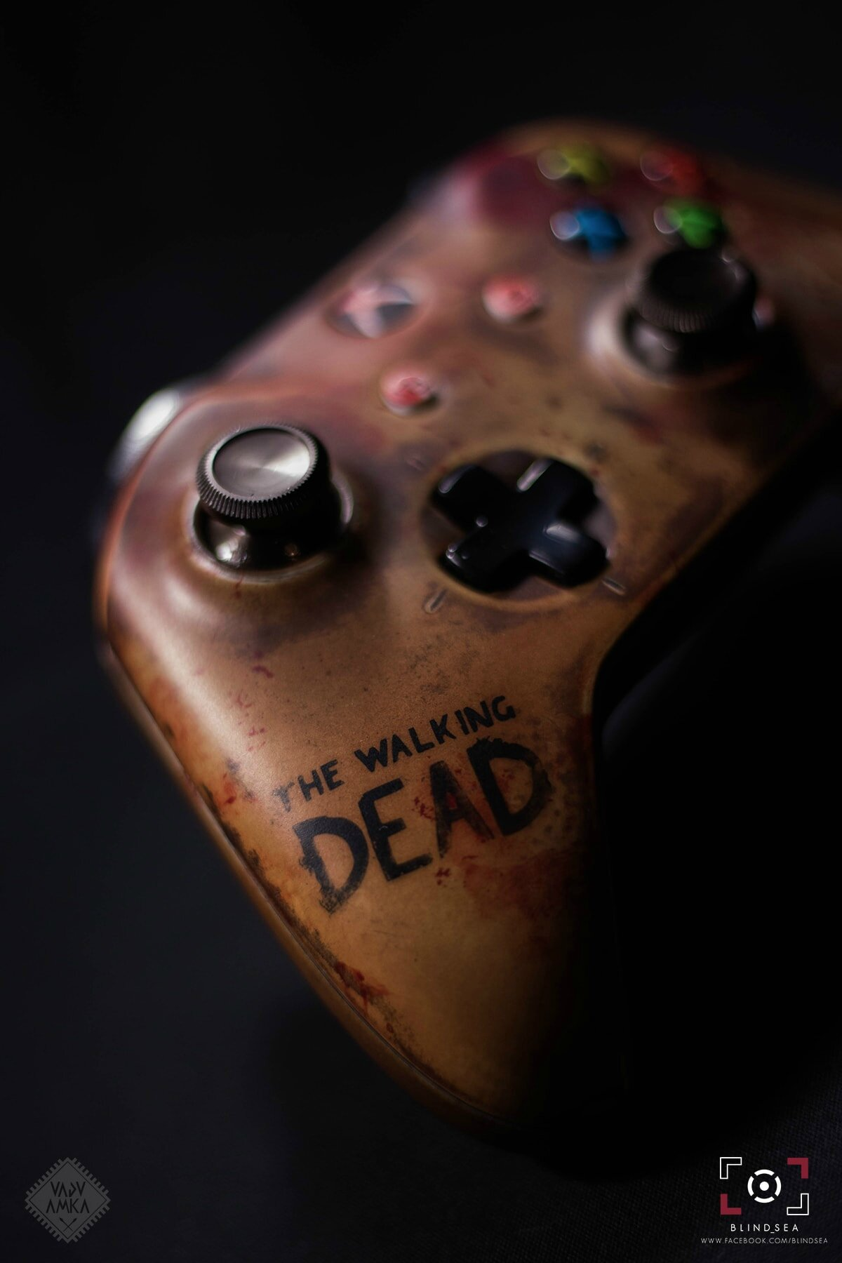 XBOX One The walking Dead Controller