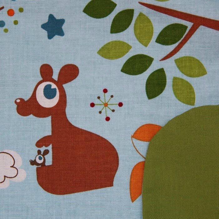 serviette_table_enfants_cou_elastique_animaux_australie_2
