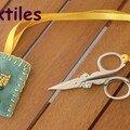 étui pour ciseaux miniatures