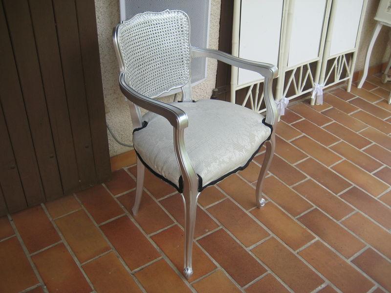 fauteuil relooke florylege. Black Bedroom Furniture Sets. Home Design Ideas