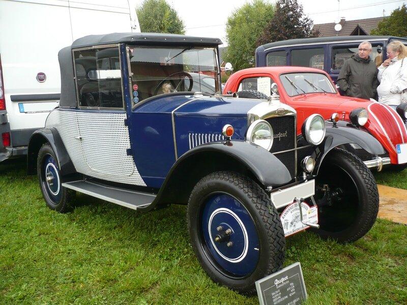 PEUGEOT Quadrilette type 172R 1926 Rustenhart (1)