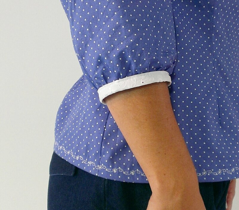 blouse 016