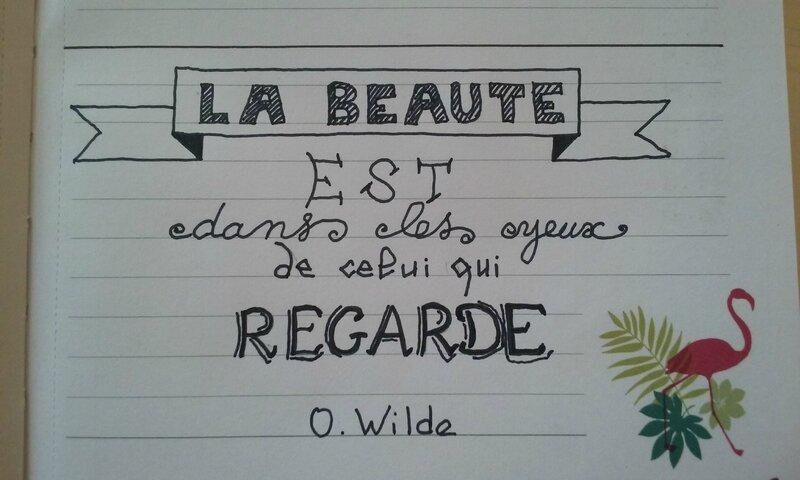lettering #1