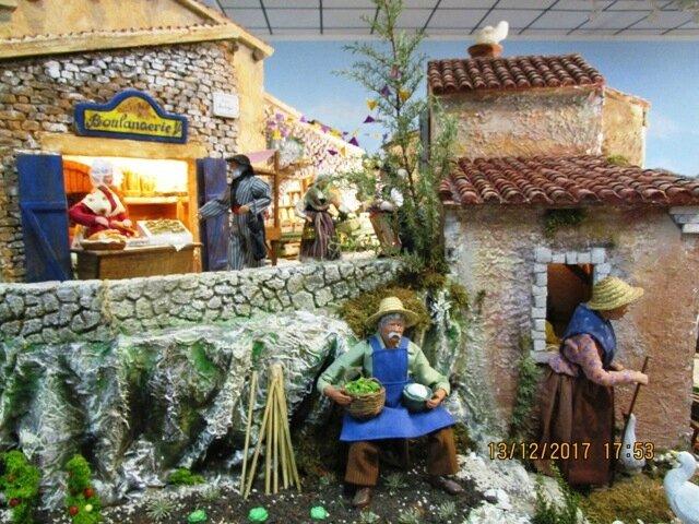 Aubagne Village des Santons 2017 028
