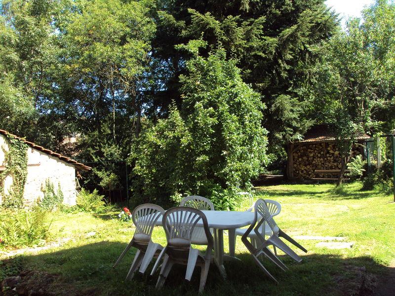 Le Jardin Location Meubl Maurice Bains Les Bains