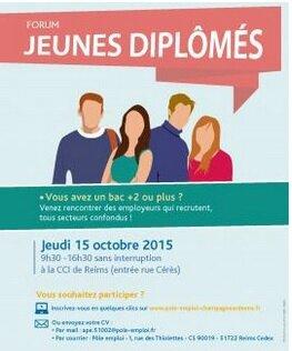 Forum Jeunes diplomés
