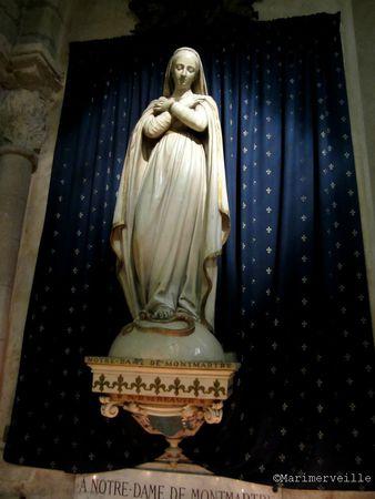 Eglise St pierre de Montmartre