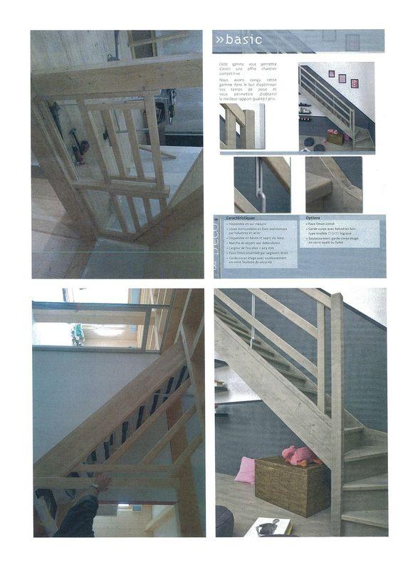 Pose et choix de l 39 escalier notre maison en auvergne for Maison de l escalier