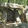 Dolmen des Trois Pierres