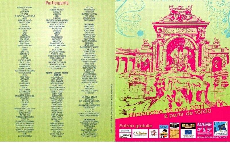Participants Affiche