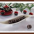 Chocolats au gingembre