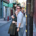 Auralyn et son mari a San Francisco, Chinatown