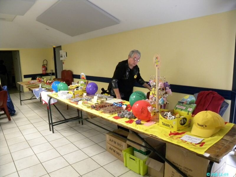 Le stand d'Action-Handicap