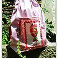 sac charlotte aux fraises