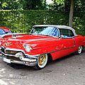 Cadillac eldorado biarritz de 1956 (9ème classic gala de schwetzingen 2011)