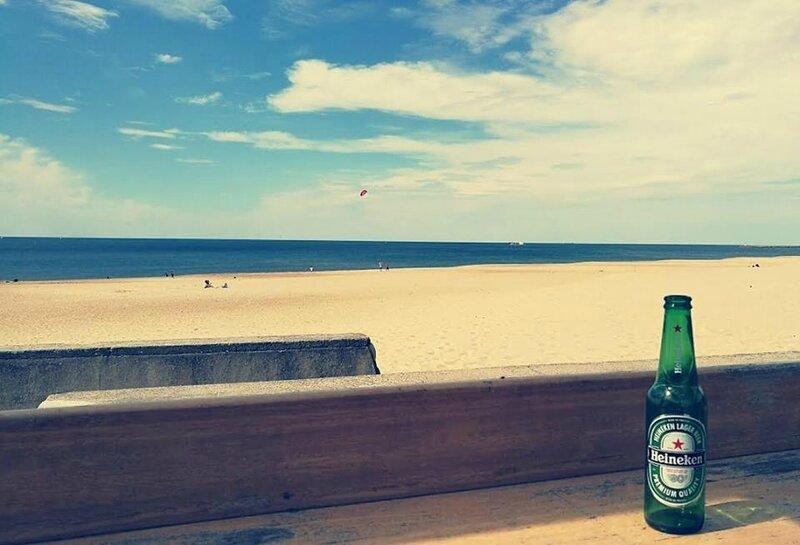 Anglet, plage des corsaires, bar (64)