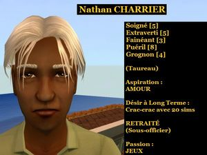 Nathan CHARRIER