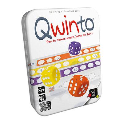 Boutique jeux de société - Pontivy - morbihan - ludis factory - Qwinto