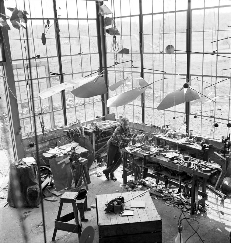 """Alexander Calder: Performing Sculpture"" at Tate Modern"
