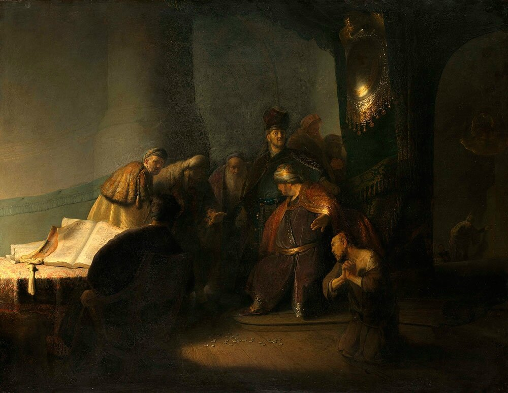 Rembrandt's first masterpiece exhibited for the first time in the U.S. at The Morgan