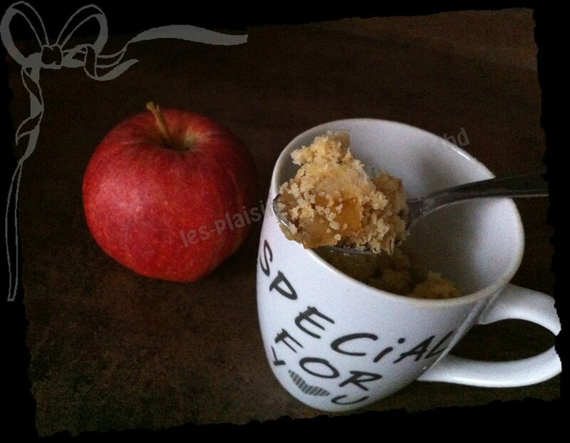 Mug crumble à la pomme 22 janv (3b)